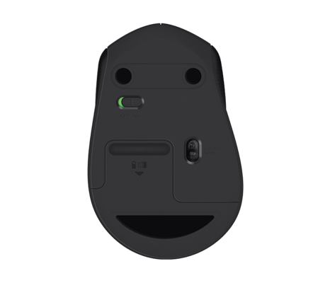 Mouse Logitech M330 Silent Plus, Black