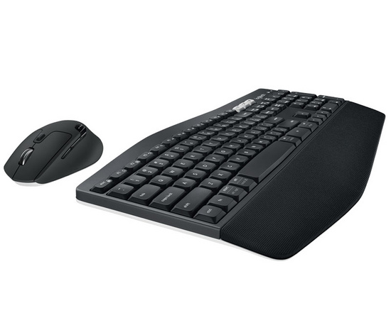 Key  & Mou  Logitech Wireless Combo MK850, Unifying, SLO g