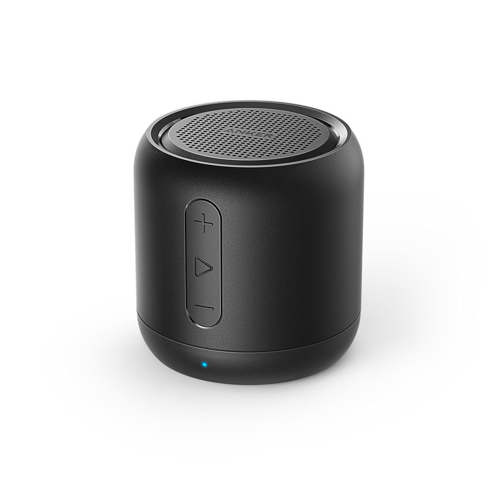 speaker anker soundcore mini 5w mic black eventus sistemi. Black Bedroom Furniture Sets. Home Design Ideas