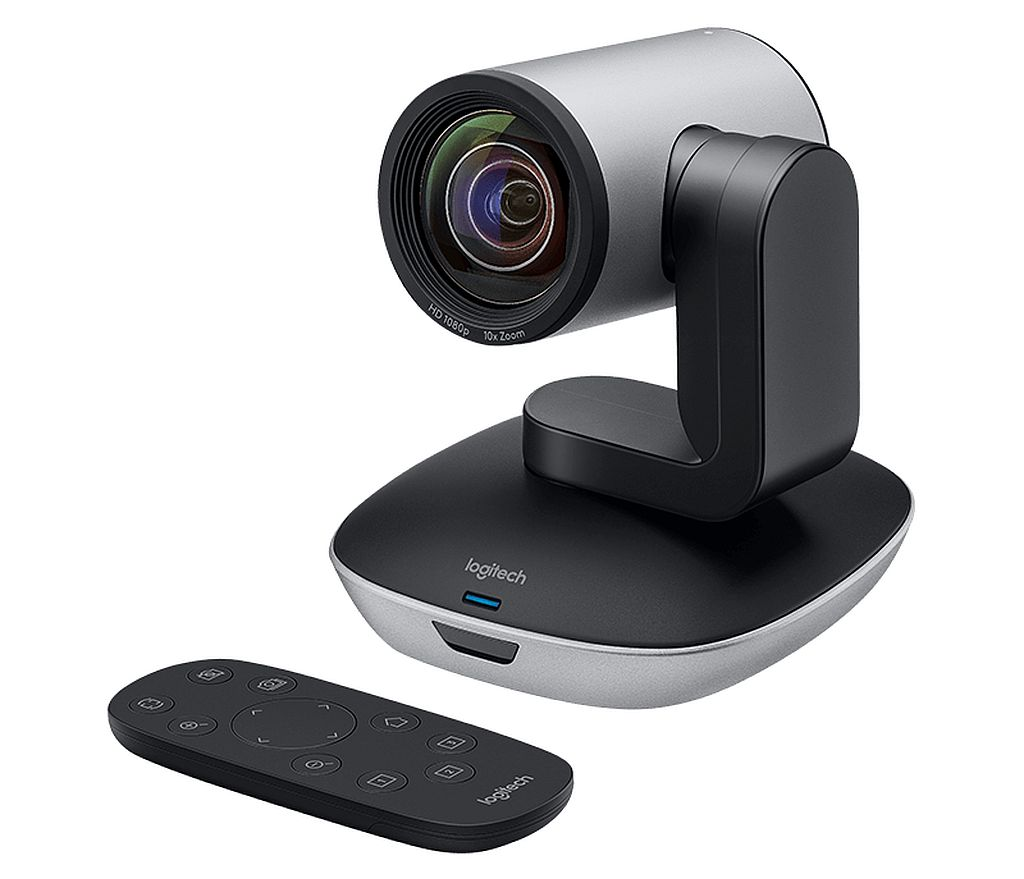 Webcam logitech ptz pro 2 camera usb eventus sistemi for Camera camera