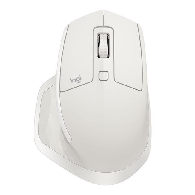 5ec09356cff Mouse Logitech MX Master 2S, Bluetooth, DarkField laser, rech., light grey