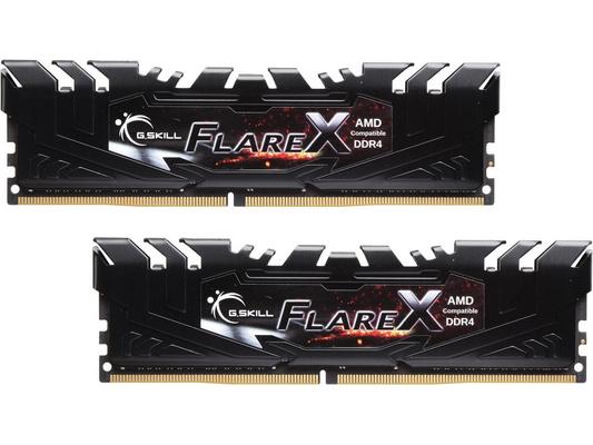 RAM DDR4 16GB Kit (2x 8GB) PC4-25600 3200MHz CL14 1 35V, XMP