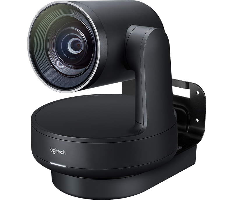 Webcam Logitech Rally 4k Camera Usb Eventus Sistemi