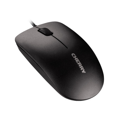Keyboard & Mouse Cherry DC 2000, black, USB, US SLO g.