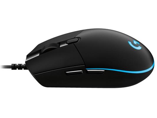 eb7476d00a5 Mouse Logitech G PRO Gaming Mouse, HERO sensor, USB :: Eventus Sistemi