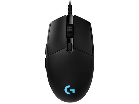 Mouse Logitech G PRO Gaming Mouse, HERO sensor, USB