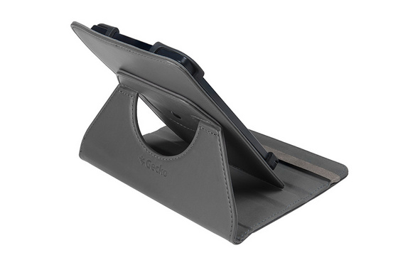 "Cover Gecko Universal Stand, for 6"" ereaders, black"