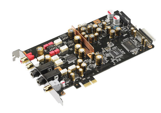 Sound card ASUS Essence STX II, PCIe