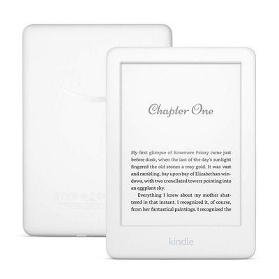"eReader Kindle 2019 SP, 6"" 4GB WiFi, 167dpi, Special Offers, white"