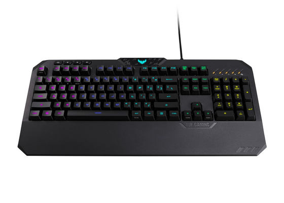 Keyboard ASUS TUF Gaming K5, Mech-Brane, RGB, USB, UK SLO g.