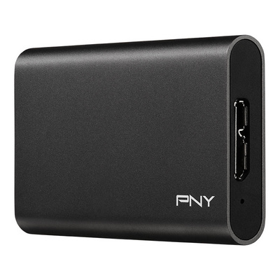 SSD 480GB USB 3.0, 3D TLC, PNY Elite Portable