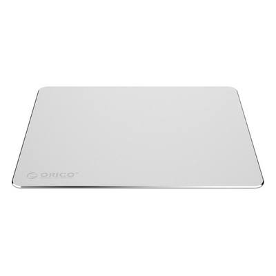 Mousepad ORICO Mini Aluminum, 2mm, silver, AMP2218