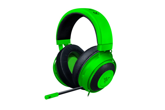 Headset Razer Kraken Green