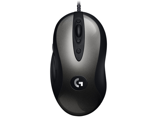 Mouse Logitech G MX518 Gaming mouse, USB