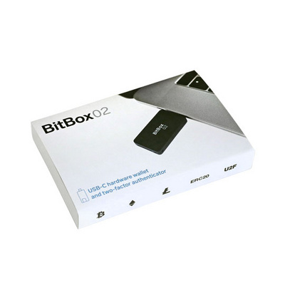 BitBox02 Multi edition, Crypto hardware wallet
