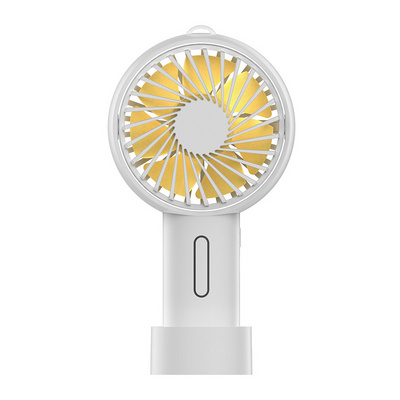 Desk/Handhold Fan Mini USB, rechargeable, white, ORICO WT-H1