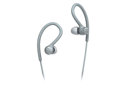 Headphone Audio-Technica ATH-SPORT10 In-Ear, Grey