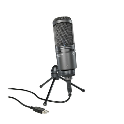 Microphone Audio-Technica AT2020USB+