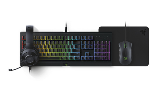 Razer Epic Gaming Bundle, UK SLO g.