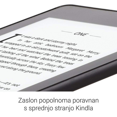 "eReader Kindle Paperwhite 2018 SO, 6"" 8GB WiFi, 300dpi, Special Offers, black"