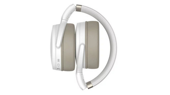 Headset Sennheiser HD 450BT ANC Wireless, White