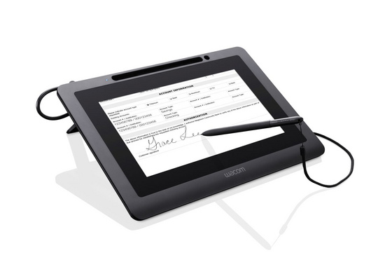 Wacom Signature Set DTU1031X, Sign Pro PDF
