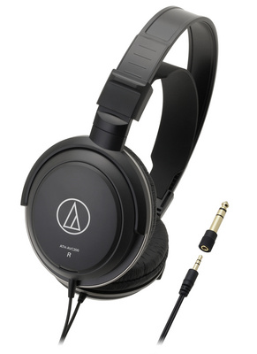 Headphone Audio-Technica ATH-AVC200, Black