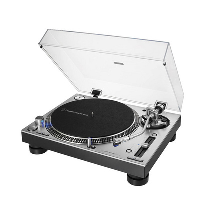 Turntable Audio-Technica AT-LP140XP, silver