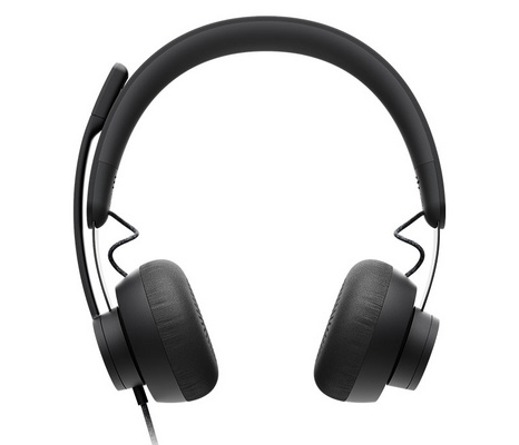 Headset Logitech Zone Wired UC