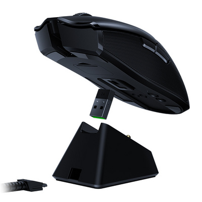Mouse Razer Viper Ultimate Wireless, with Charging Dock