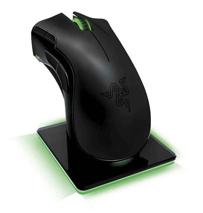 Razer Mamba Elite Ergonomic Wireless Eventus Sistemi