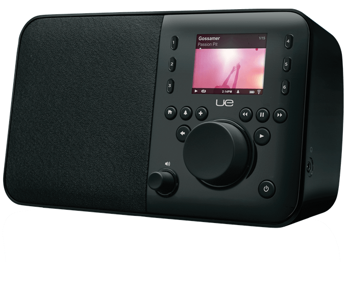 Logitech Ue Smart Radio Black Eventus Sistemi