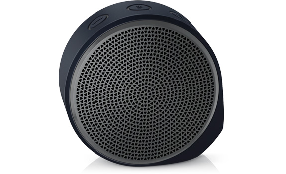 Speaker Logitech X100, bluetooth, black :: Eventus Sistemi