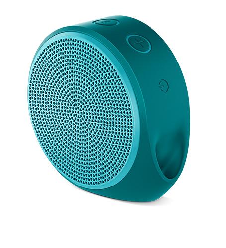 Speaker Logitech X100, bluetooth, green :: Eventus Sistemi