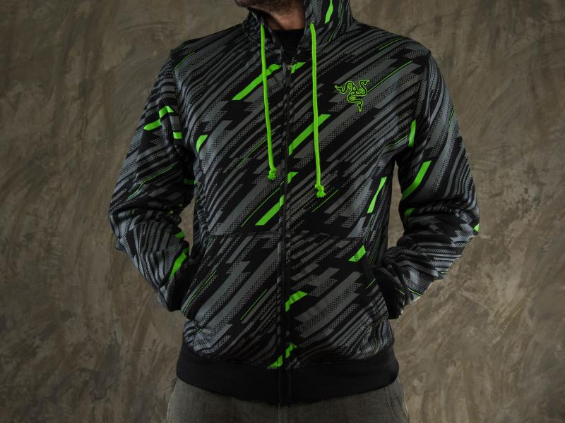 gear from razer lightbringer hoodie men s size