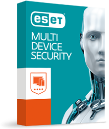 ESET Multi-Device Security Pack 3 naprave, BOX