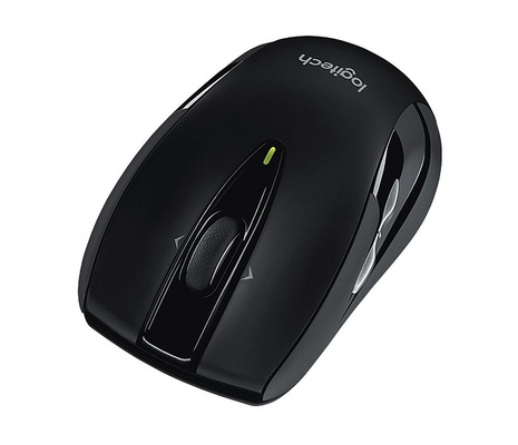 Miška Logitech M545 Wireless, črna