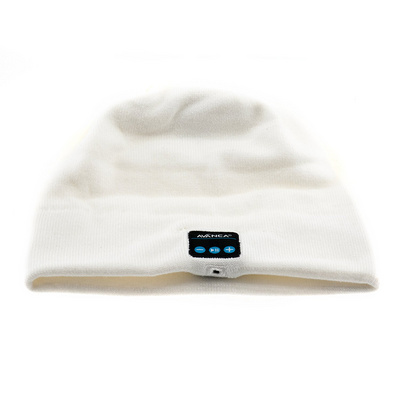Kapa Avanca Bluetooth Beanie, Bluetooth 3.0, bela