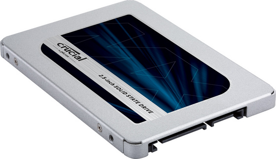 "SSD 2TB 2.5"" SATA3 3D TLC, 7mm, CRUCIAL MX500"