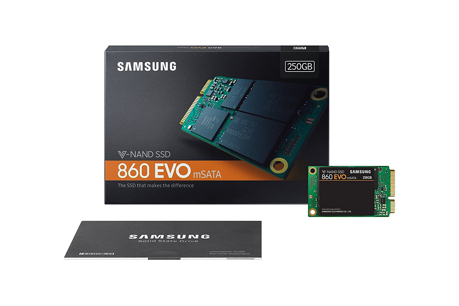 ssd 250gb msata3 v nand tlc samsung 860 evo eventus sistemi. Black Bedroom Furniture Sets. Home Design Ideas
