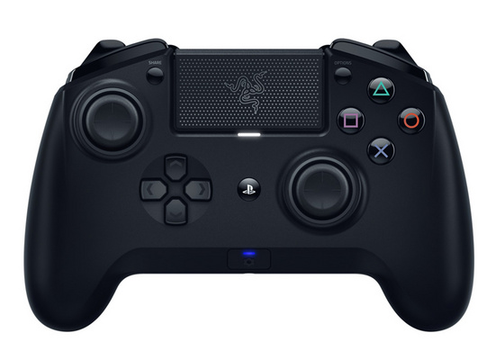 Igralni plošček Razer Raiju Tournament PlayStation 4 Controller (2019)