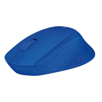 Miška Logitech M280 Wireless, modra