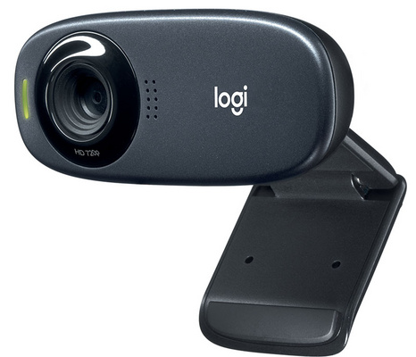 Spletna kamera Logitech HD Webcam C310, USB