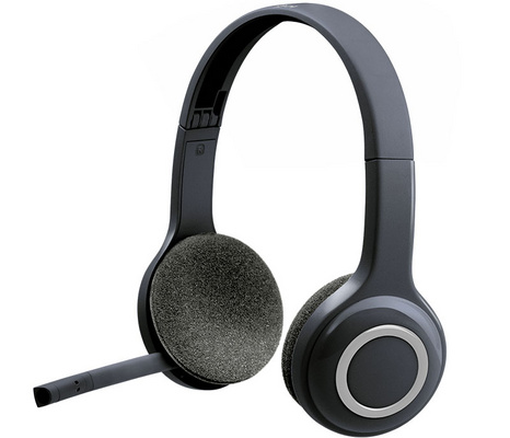 Slušalke Logitech H600 Wireless, USB