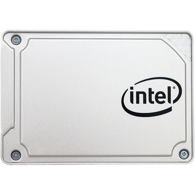 "SSD 256GB 2.5"" SATA3 TLC, 7mm, Intel 545s"