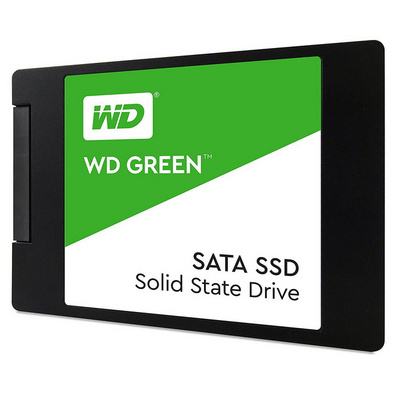 "SSD 240GB 2.5"" SATA3 3D TLC 7mm, WD Green"