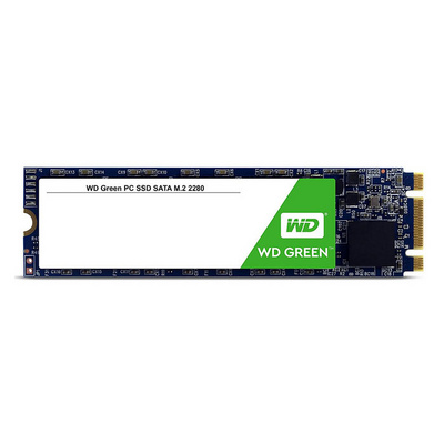SSD 480GB M.2 80mm 2280 SS SATA3 3D TLC, WD Green