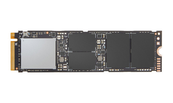 SSD 256GB M.2 80mm PCI-e 3.1 x4 NVMe, 3D2 TLC, Intel 760p