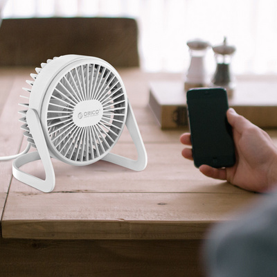 Mini namizni ventilator, USB, ORICO FT1-2