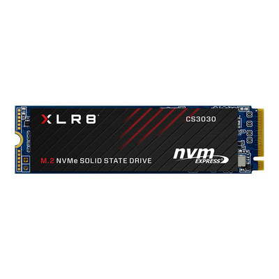 SSD 500GB M.2 80mm PCI-e 3.0 x4 NVMe, 3D TLC, PNY CS3030